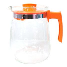 森活 S23 巧巧壺 2.0L ^( S97 ^) 2000ml 風彩玻璃壼 耐熱壺 透明