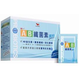 統一AB纖菌素菌粉30包入 盒
