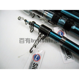 ◎百有釣具◎PROTAKO上興 台灣製造 REFINER SURE 煉投 振出投竿 BX-425 使用X-MAKING碳纖技術,強化竿身張力設計
