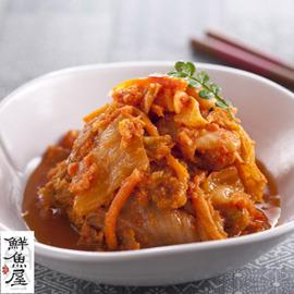 ~鮮魚屋~卜滋卜滋韓式明太子泡菜500g^~6包^(^)