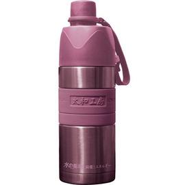 太和工房負離子能量保溫瓶BB35【350ml】粉紅色
