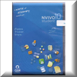 NVivo 10 for Windows Student 學生版^(一年  下載版 Win