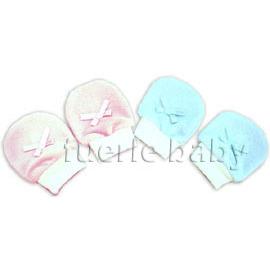聖哥彈性束口嬰兒護手套