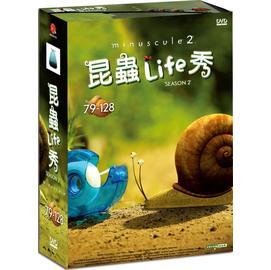 昆蟲Life秀 Season2^(第79~128集^)^(弘恩^)~3D動畫結合真實情境,