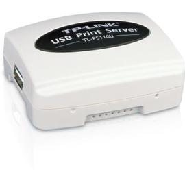 TP~LINK 單一 USB2.0 連接埠 乙太 列印伺服器 ^( TL~PS110U ^
