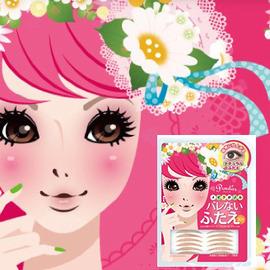 NOBLE 春夏 亮眼美型膚色雙眼皮貼^(30對入^)~美麗販售機~雙眼皮膠