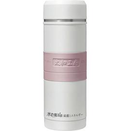 太和工房負離子能量保溫瓶MA【350ml】白粉