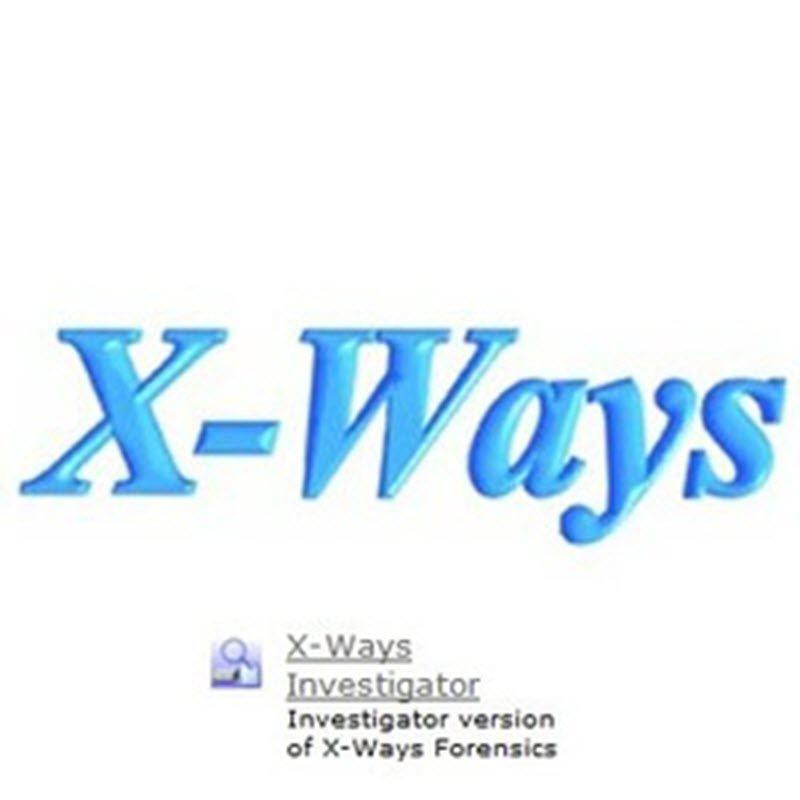 X~Ways Forensics 單機版  下載