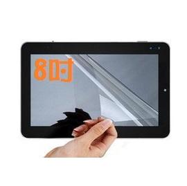 8吋 平板螢幕保護膜/保護貼/三明治貼 (防刮高清膜)