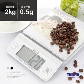 TANITA相框電子料理秤KD~191~ 貨~有黑、白兩色喔^!^!