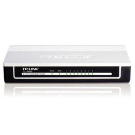 TP~LINK 8 埠纜線 DSL 路由器 TL~R860