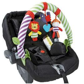 動物弓型掛飾.手推車/汽座/嬰兒床適用.原廠手提裝【HH婦幼館】