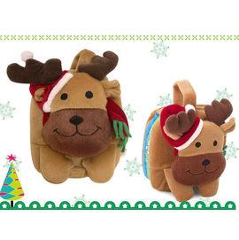 【HH婦幼館】Cuddly Reindeer可愛的馴鹿/麋鹿聖誕節布書/嬰兒玩具