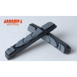 BARADINE ABS~03VCR V型夾煞車皮^(登山車用^)