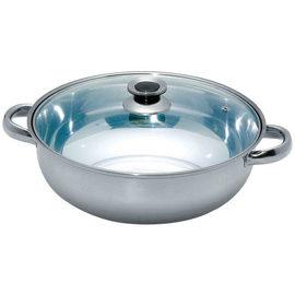 CI~2801A巧膳團圓鍋 華納加厚烹煮鍋^(28公分^).