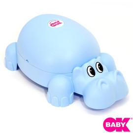 ~小崴Life親子館~OKbaby 寶寶便盆 ^(河馬 ^) ^(F018^) 義大利製