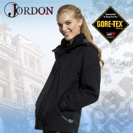 【橋登 Jordon】女款 GORE-TEX+POLARTEC 二合一外套 / 兩件式防水透氣刷毛外套.耐寒保暖(非羽絨衣).雪衣 1072-黑色