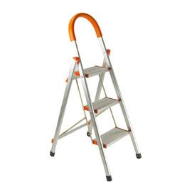 鋁製 加寬 3階扶手梯/豪華梯★輕量化設計 收納方便