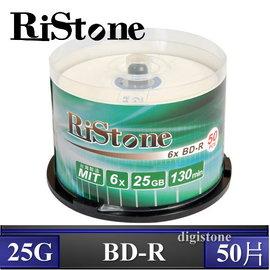 ◆下殺!!免 ◆RiStone 版 A 藍光 Blu~ray 6X BD~R 25GB 燒