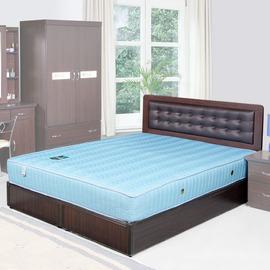 ~Homelike~艾凡5尺床組~雙人 床台 床底 床頭片 ^(二色 ^)