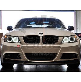 ~傲美國際~BMW 寶馬 E90 E91 3系 四門 五門 小改款前 DRL 日行燈 超白