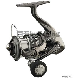 ◎百有釣具◎SHIMANO EXSENCE CI4+ C3000M型/C3000HGM型 紡車捲線器