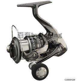 ◎百有釣具◎SHIMANO EXSENCE CI4+ 4000S型  史上最輕量的EXSENCE海鱸專用捲線器