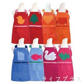 拼布兒童圍裙