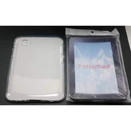 SAMSUNG GALAXY Tab2 P3100 /Galaxy tab P6200 平板電腦 保護果凍清水套 / 矽膠套 / 防震皮套