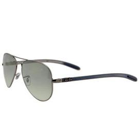 ~文雄眼鏡~Ray Ban雷朋太陽眼鏡~ CARBON碳纖維 ~ ^# RABA~8307