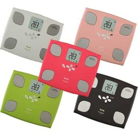 TANITA 体脂计(体组成计) BC750,五色可选,24小时快速到货,公司货保固一年