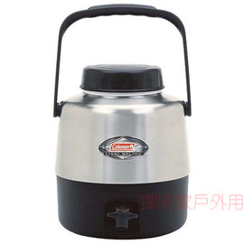 CM-6501美國Coleman 4.9L不鏽鋼飲料冰桶 保冷箱 保冰桶