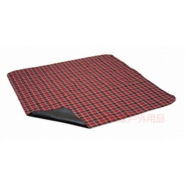 CM-6463美國Coleman法蘭絨野餐墊(紅)野餐毯 野營墊