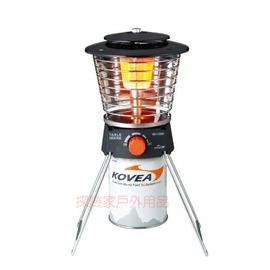 KH-1009韓國KOVEA 強力戶外高功率高山瓦斯暖爐 暖氣器具 替代焚火台新選擇