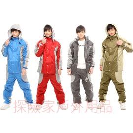 RAIN X 二件式(衣+褲)超輕量新款透氣風雨衣~登山 釣魚~共四色! 台灣製