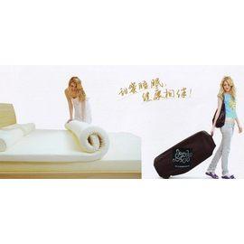 ╮AIC記憶床╭~高科技太空記憶綿高密度90kg m3恆溫MDI模製記憶床墊~單人3呎x1