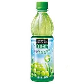美粒果白葡萄汁蘆薈粒450ML1箱 蔬菜餅 梅心糖 蜜餞 QQ軟糖 棉花糖 黑糖話梅 蛋捲