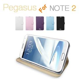 ~iPhone580~ ~折折稱奇~PGS Samsung NOTE 2 可側立 側翻式
