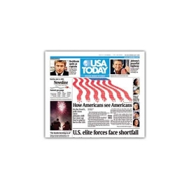 USA Today 今日美國報 3個月訂閱