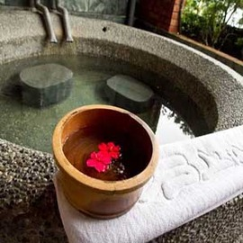【新竹】石上湯屋 - 標準湯房 (湯池+和式休憩區+軟墊) 60 - 90分鐘泡湯