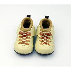 APROTO印花假鞋帶寶寶學步鞋 休閒鞋^(嬰幼兒.小童^)