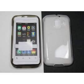 A+ World A2  SK E860 手機保護果凍清水套 / 矽膠套 / 防震皮套
