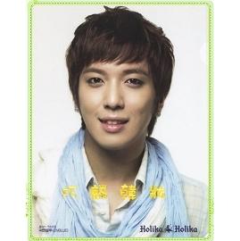 巧麟 ~ Holika 韓國首席型男樂團CNBLUE代言A4資料夾A版^~原來是美男鄭容和