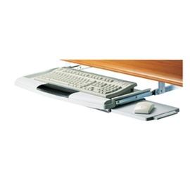 ~玩辦OA辦公 ~KC~1M~2淺灰鍵盤架