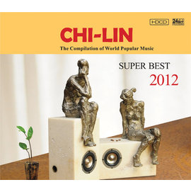 合輯  2012 響韻 ^(2HDCD^)V.A.  Chi~Lin Super Best