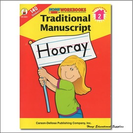 Traditional Manuscript Workbook