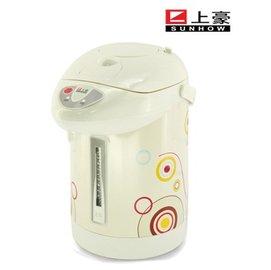 #10021 新品 #10021 上豪2.5公升氣壓式電熱水瓶 PT~2501