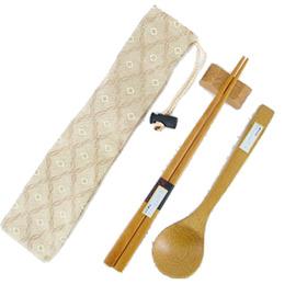 【龍族】 經典筷袋組-金檀×2組