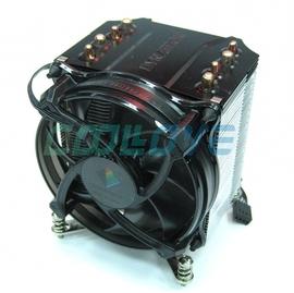 Dynatron  K17  1156 1155 SERVER主機板用熱導管散熱器 3U