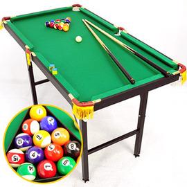 120X65折疊型撞球台(內含完整配件)C167-Y1202(撞球桌.撞球桿.遊戲台.遊戲桌.遊戲機.球類運動用品.推薦)